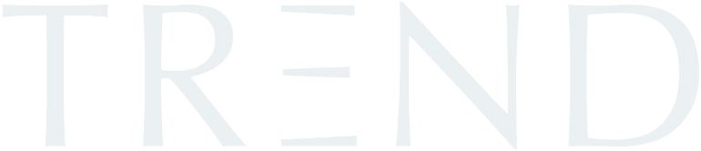 Trend Logo White