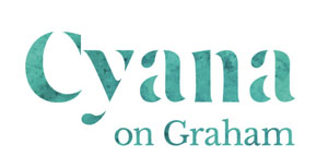 Cyana On Graham Carseldine Townhouses Logo