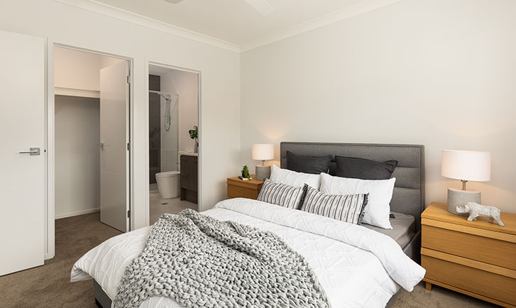 Trend Everton Park Master Bedroom